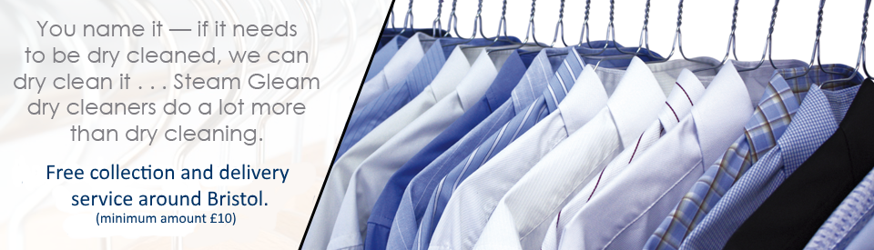 Dry cleaners bristol avon price list for Do dry cleaners steam wedding dresses